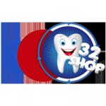 32-shop logo