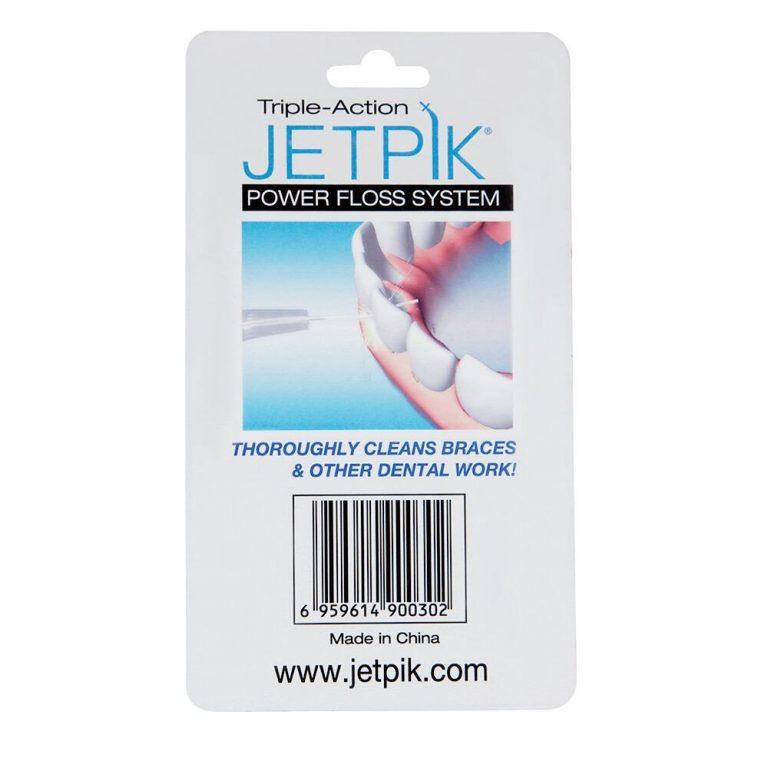 Струменеві насадки для іригаторів Jetpik, 2 шт