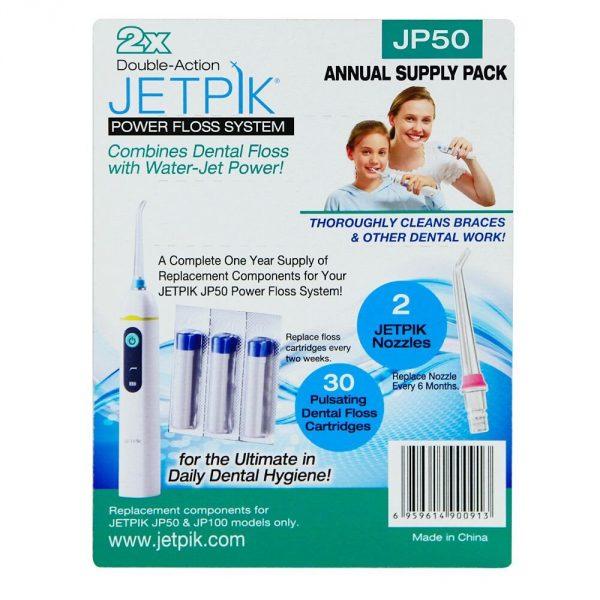 Annual suply pack 2 Jetpik